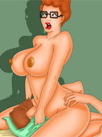 Xxx cartoon pics of lusty hentai cuties willingly expoing theit yuumy goods.